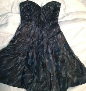 BCBG strapless dress (never worn!)